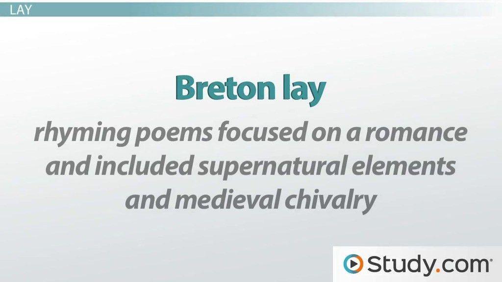 Narrative Poems: Types & Examples - Video & Lesson Transcript ...