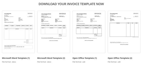 How does a freelance web developer raise invoice in India? - Quora