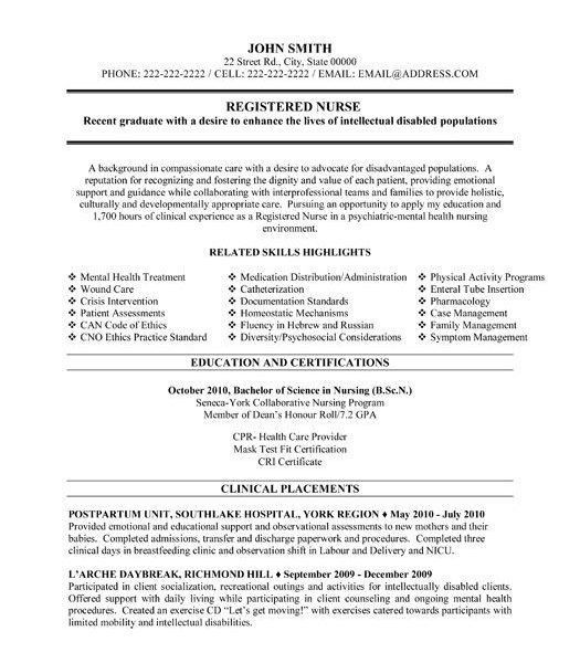 Nursing Resume Examples. Cardiac Nurse Resume Sample Sample ...
