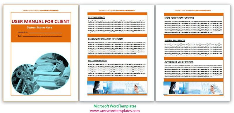 Business Templates Archives - Save Word Templates