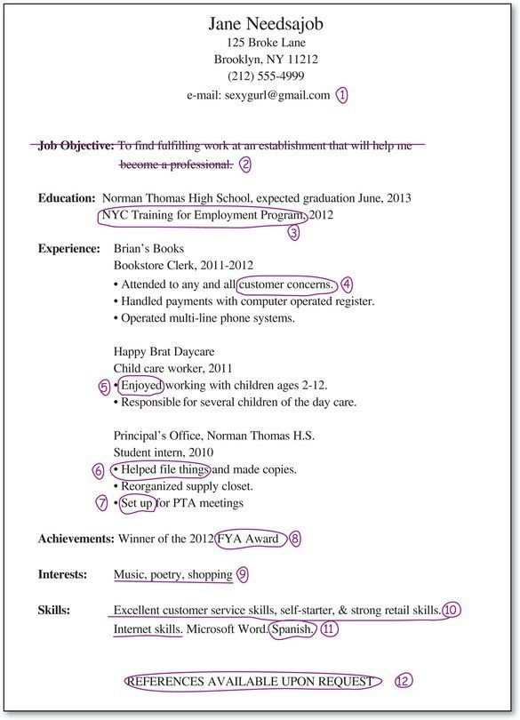 12 free high school student resume examples for teens. plumbing ...