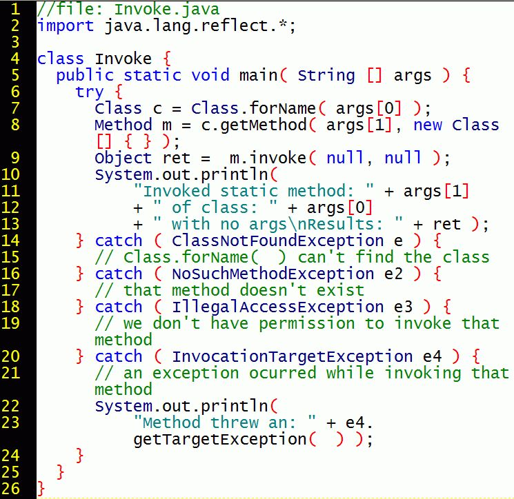Session 8 Lecture Notes for First Course in Java -EDP 321299