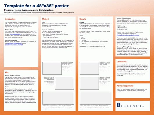 a0 template powerpoint a0 scientific poster template scientific ...