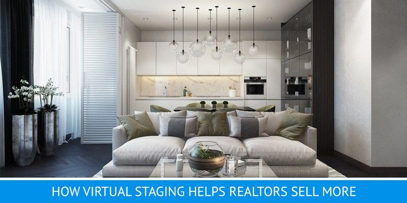 Virtual Staging - A Key To Selling Properties | ArchiCGI