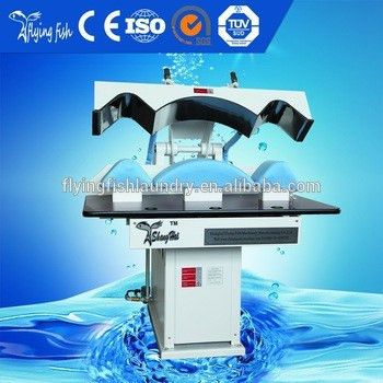 China Clean Shirt Presser, Industrial Used Shirt Laundry Presser ...