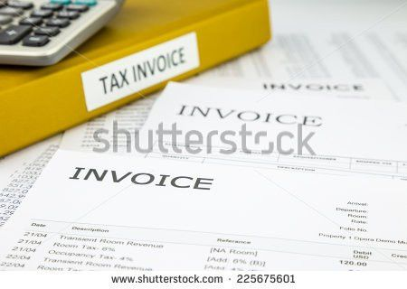 Tax Invoice Stock Images, Royalty-Free Images & Vectors   Shutterstock