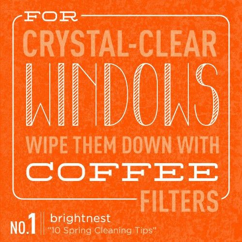 BrightNest | The 10 Best Spring Cleaning Tricks Ever