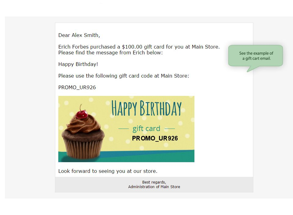 Magento Gift Card Extension - Magento Gift Certificates & Vouchers