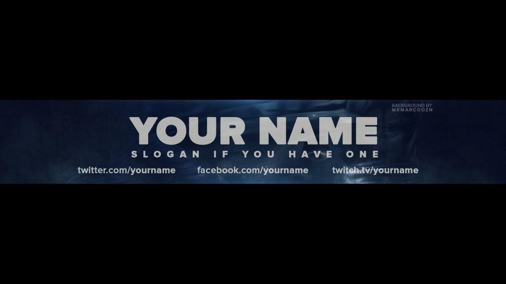 Youtube Banner Art Maker | Best Business Template