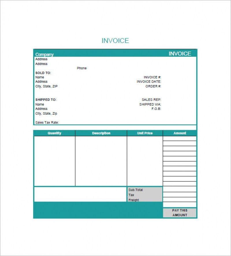 Freelance Graphic Design Invoice Template Pdf | rabitah.net