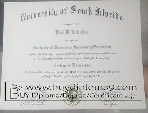 university of south florida degree, Buy diploma, buy college ...