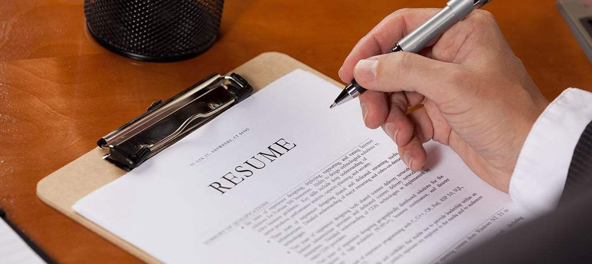 Resume and Cover Letter Writing Services - After Words Proofreading