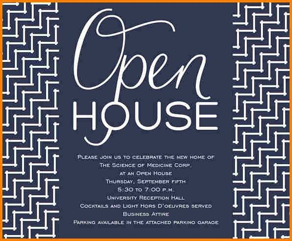 11+ open house invitation template | artist resume