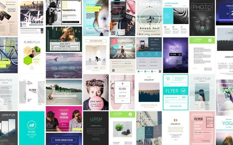Flyers Templates for Pages : MacUpdate
