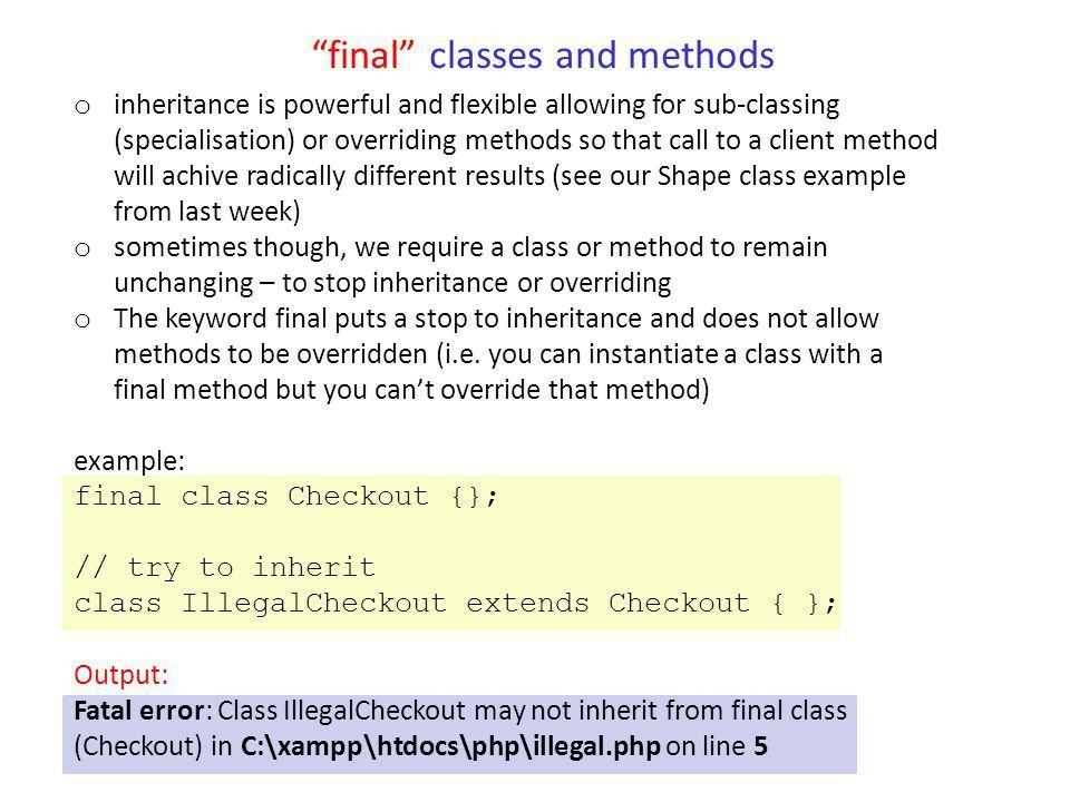 UFCEWT-20-3 : Advanced Topics in Web Development Lecture 7 ...