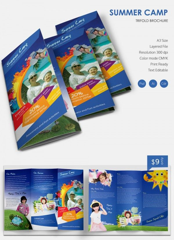 51+ HD Brochure Templates – Free PSD Format Download! | Free ...