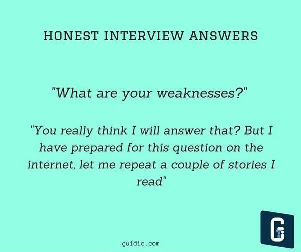 What is a good response to an interview question that asks about ...
