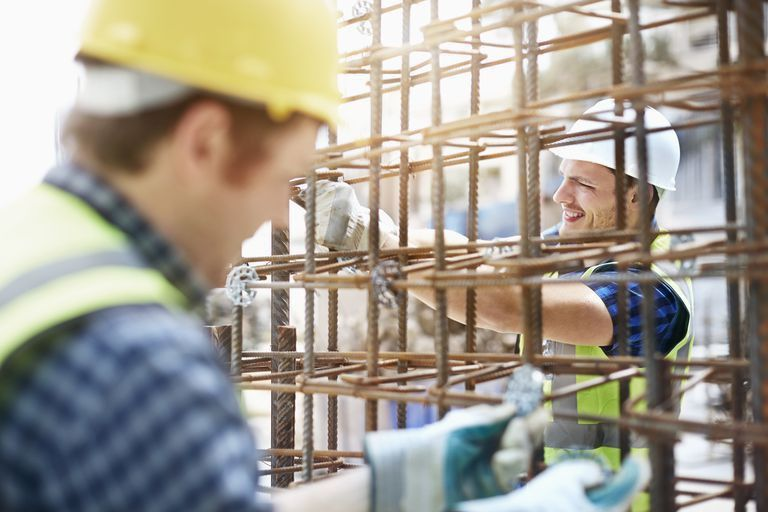 Reinforcing Iron and Rebar Worker - Career Information