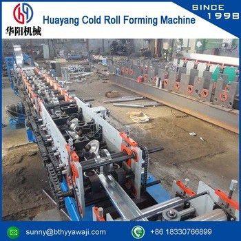 Auto C Z Shape Purlin Roll Forming Machine Machine Operator Job ...