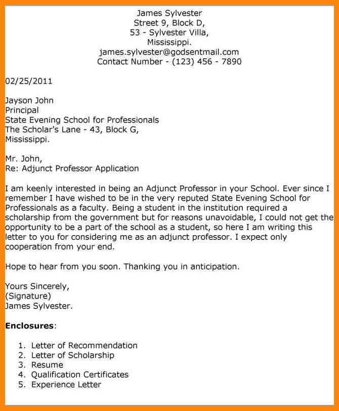 9+ letter to professor | reporter resume
