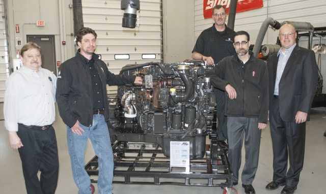 Michigan Dealer Gives Engine to Vocational College - TopNews ...