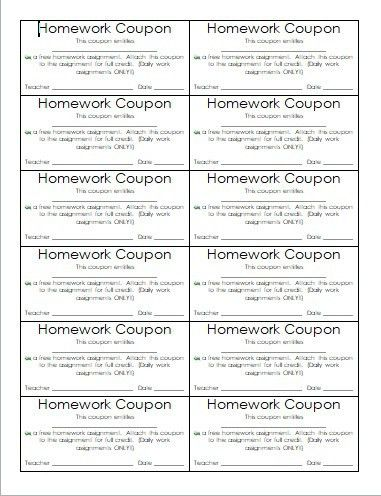 Professional Coupon Template Word - Excel Tmp