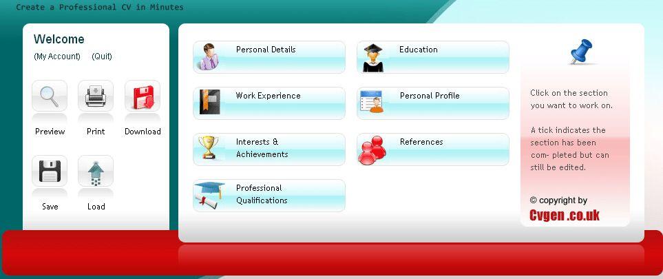 10 Free Online Resume Creators (CV)