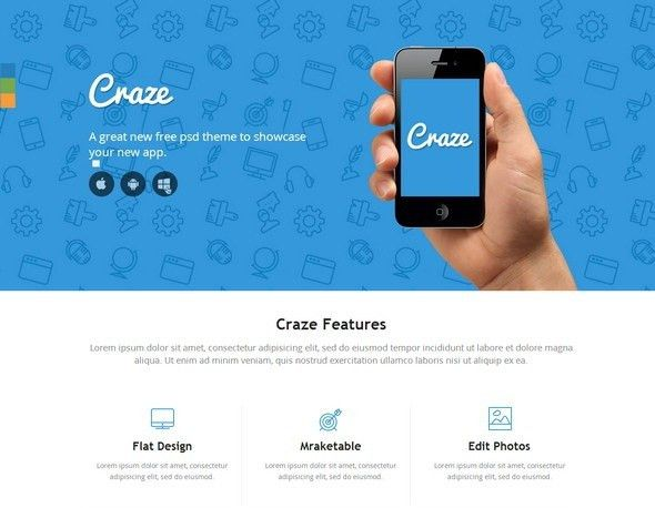 27 Best Corporate HTML5 Website Templates