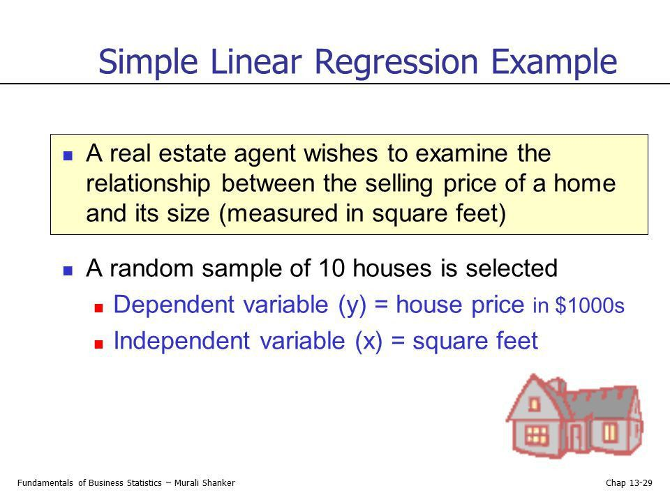 Chapter 13 Introduction to Linear Regression and Correlation ...
