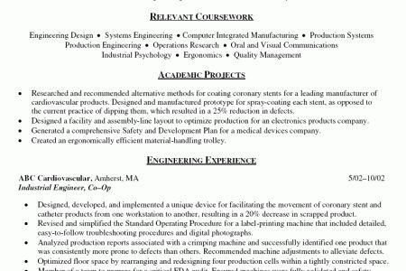 free petroleum engineer resume example
