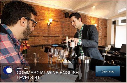 Specialist Wine English