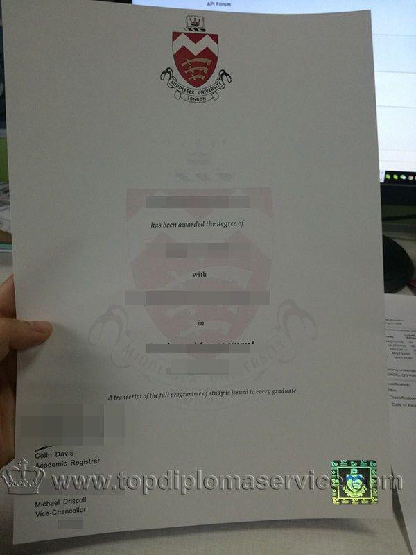 buy Middlesex University degree cert, buy diplomas from UK. http ...
