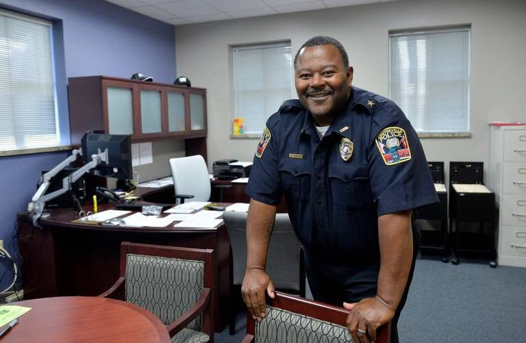 Centerville's new police chief pushes community policing | The ...