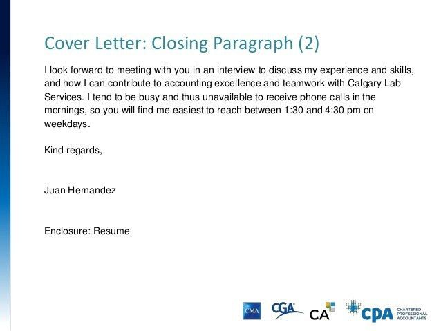 Collection of Solutions Cover Letter Closing Regards For Your ...