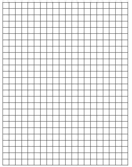 graph-paper-pdf-a4 » Template to Print