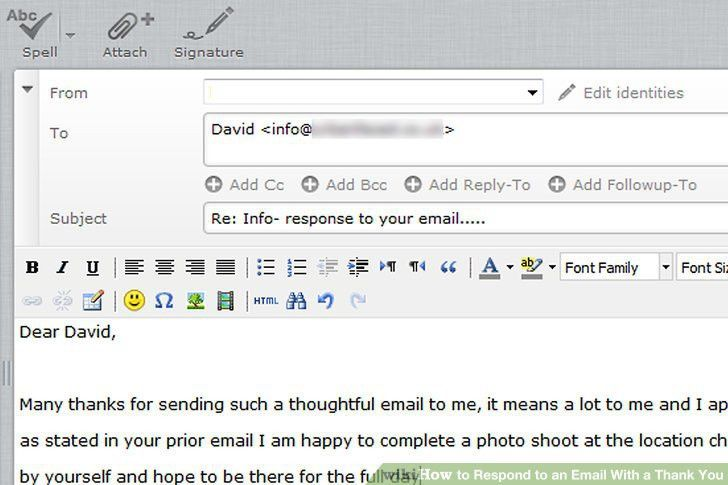 How to Respond to an Email With a Thank You: 3 Steps