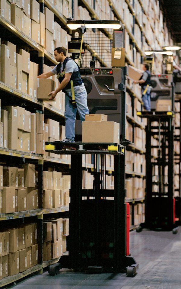 What are the OSHA guidelines for operating an order picker ...