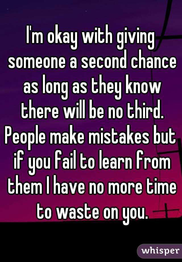 61 best 2nd chances images on Pinterest | Second chance quotes ...