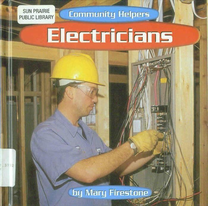 Community Helpers Booklist | Sun Prairie Public Library
