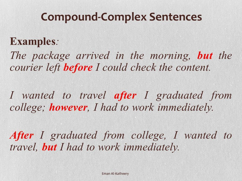 Phrases, Clauses, Types of Sentences & basic sentence Patterns ...