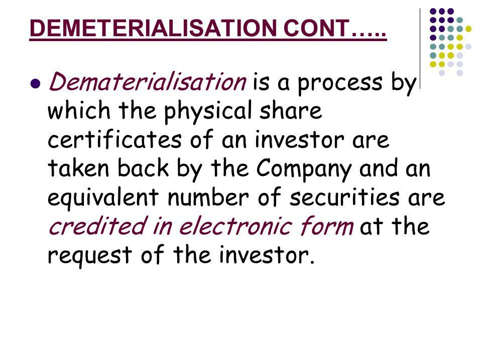 INVESTMENT MANAGEMENT - ppt download