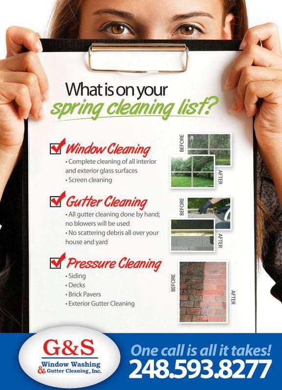 G&S Window Washing & Gutter Cleaning - Window Washing - 2718 ...