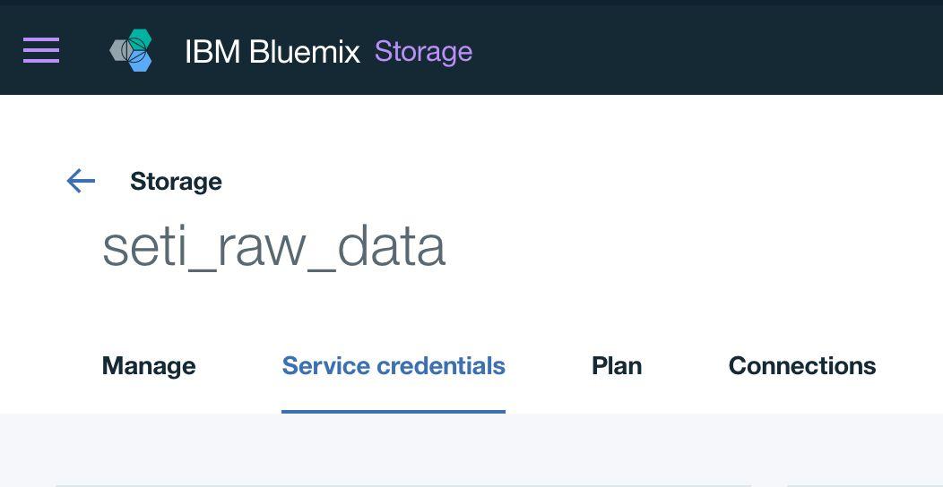 Defensive IBM Object Storage Containers – IBM Watson Data Lab – Medium