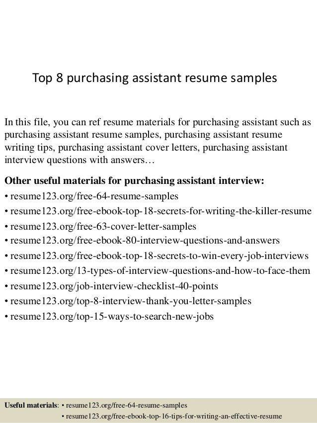 top-8-purchasing-assistant-resume-samples-1-638.jpg?cb=1430028522