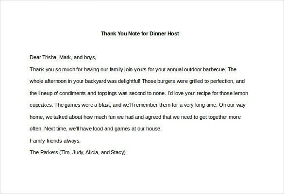 Sample Thank You For Your Business Letter. Sample Business Thank ...
