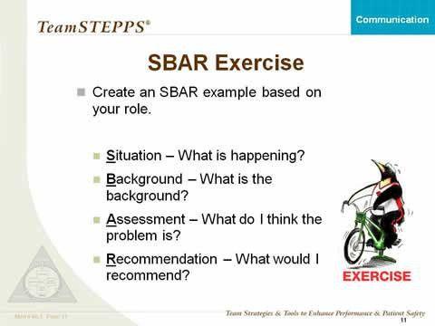 Communication: Instructor's Slides   Agency for Healthcare ...
