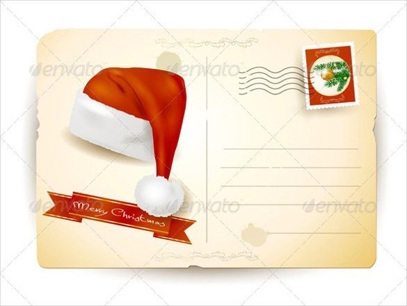 14+ Blank Postcard Templates – Free Sample, Example Format ...