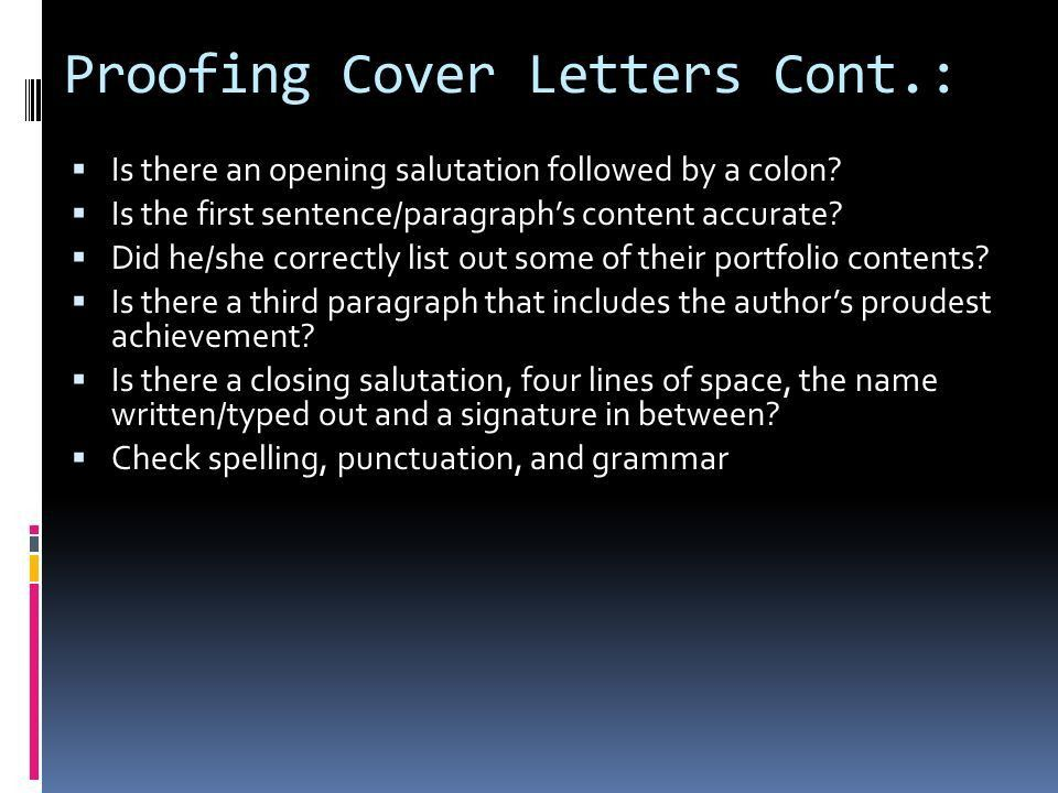 Cover Letter/Business Letters. First, Why letters?  Phone calls ...