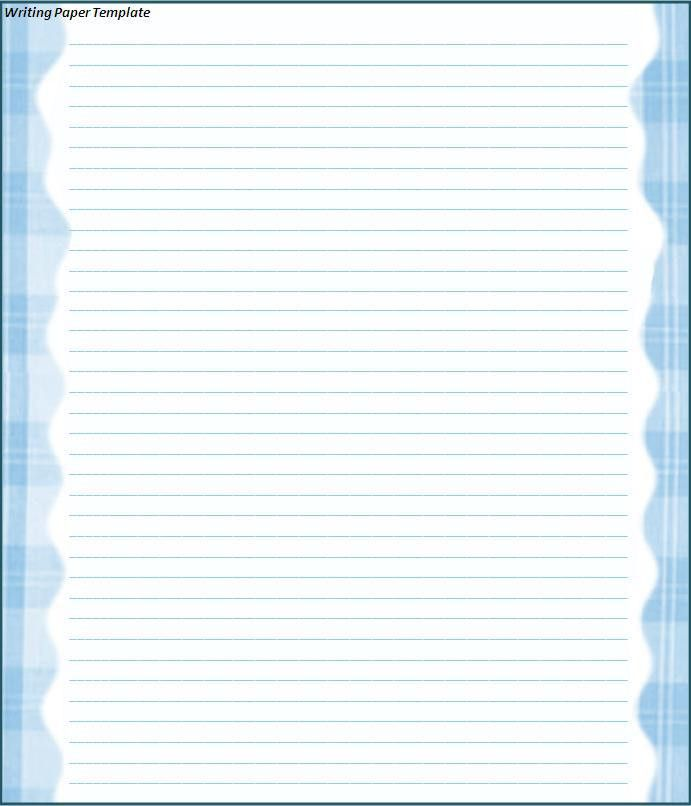 10 Best Images of Notes Lined Paper Template Word - Lined Notebook ...