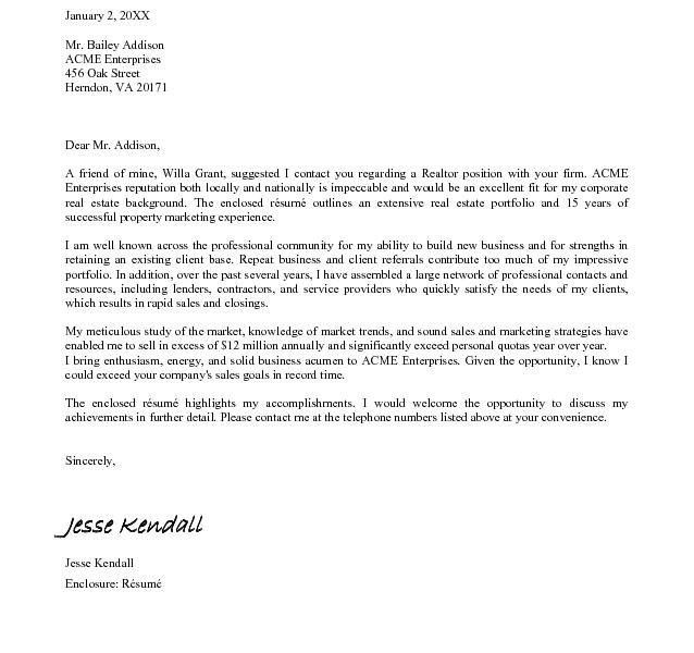 New Real Estate Agent Announcement Letter] Real Estate Cover